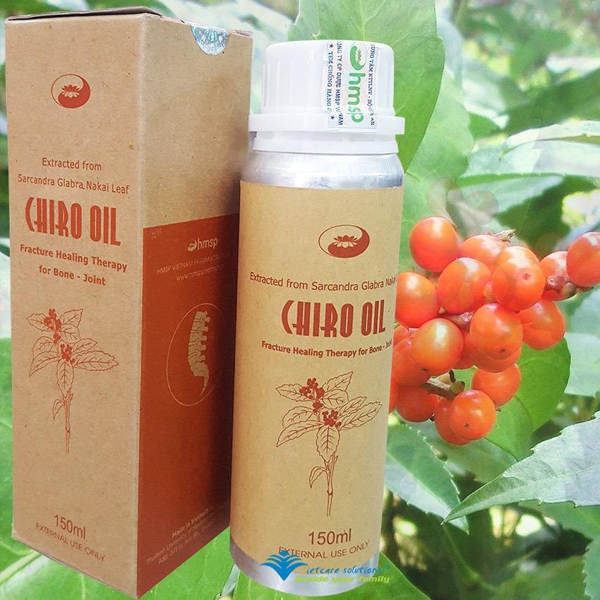 Hình ảnh Tinh dầu Chiro Oil 150ml