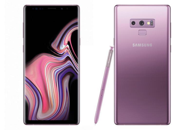 Samsung Galaxy NOTE 9 128GB ( Màu tím ) - Hàng nhập khẩu