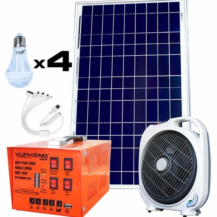 Máy phát điện mặt trời COMBO-35S - SV-COMBO-35S