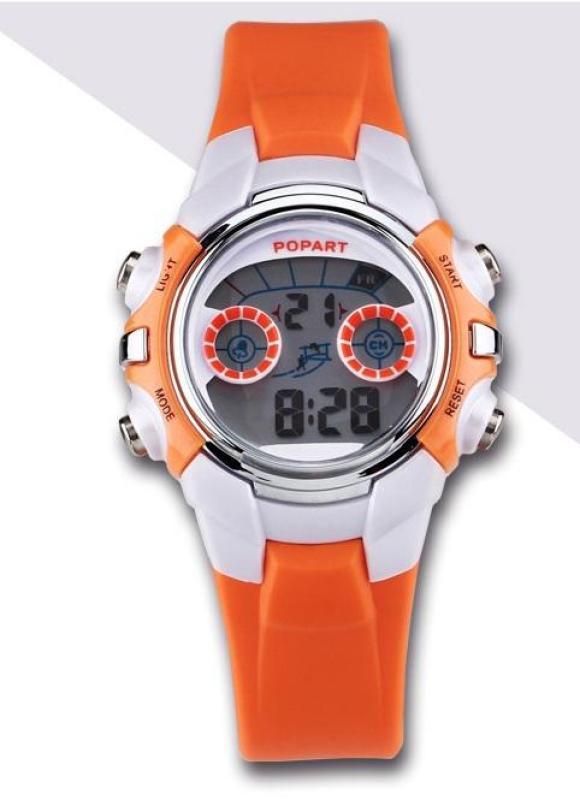Đồng hồ Điện tử Bé Gái Popart Kid Boy - Chuẩn Chống Nước bán chạy