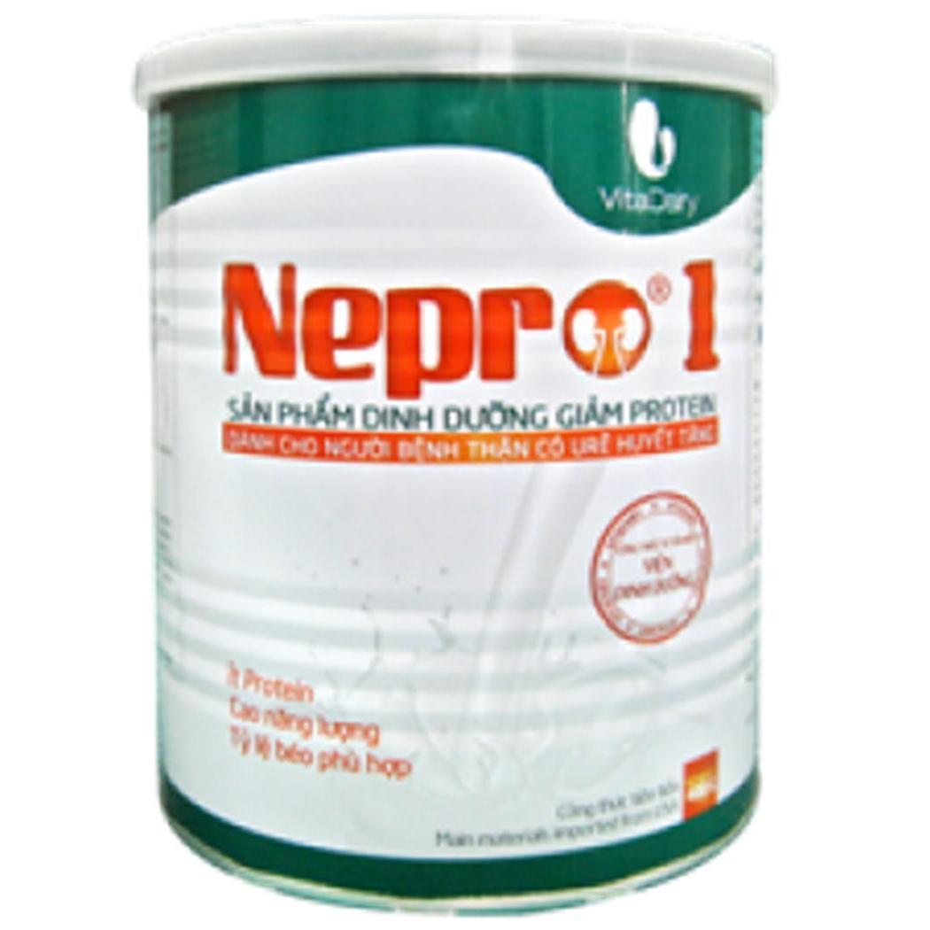 Sữa Nepro 1 900g Dinh dưỡng cho người bị thận Nhật Bản