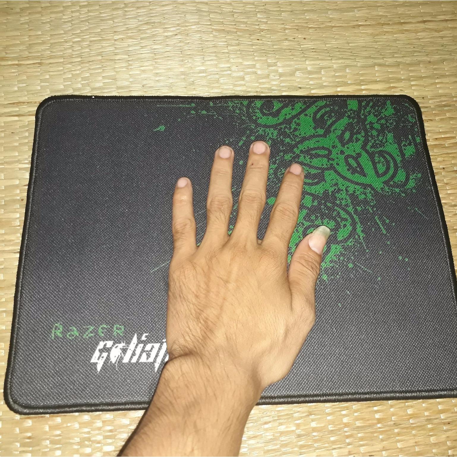 Hình ảnh Miếng lót chuột chơi game Cao cấp hàng nhập khẩu G88 (250 x 300 x 4 MM)