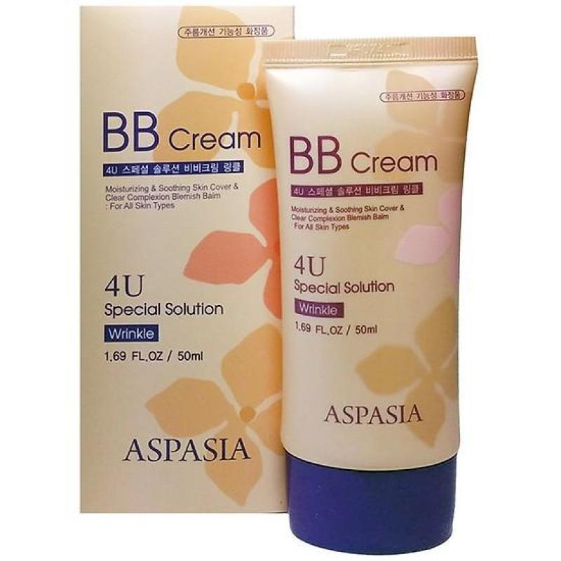 Kem Nền BB Chống Nhăn Aspasia 4U Special B.B Solution Cream Wrinkle (50ml)