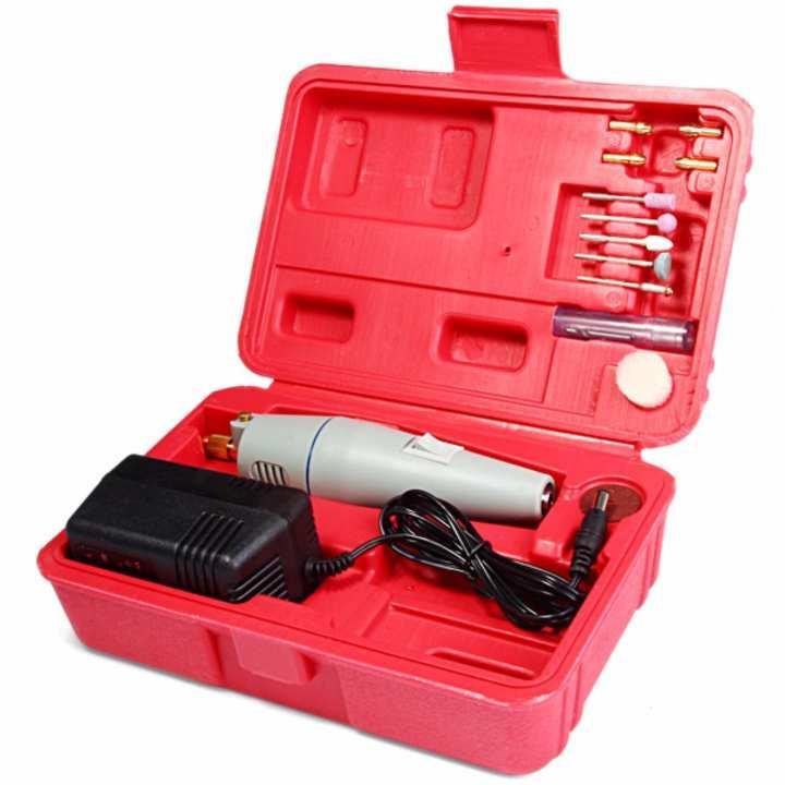 Bộ máy khoan mài cắt đa năng mini cầm tay 20 món WLXY WL-500
