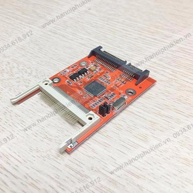 Bảng giá Adapter chuyển thẻ nhớ CF sang SATA 2.5 Phong Vũ