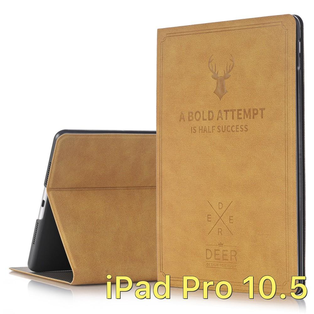 Bán Bao Da Hinh Hươu Kiểu Dang Vintage Cho Ipad Pro 10 5 Oem Nguyên