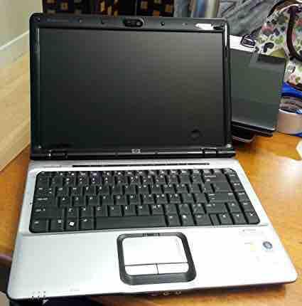 Hình ảnh Laptop hp pavilon dv2000