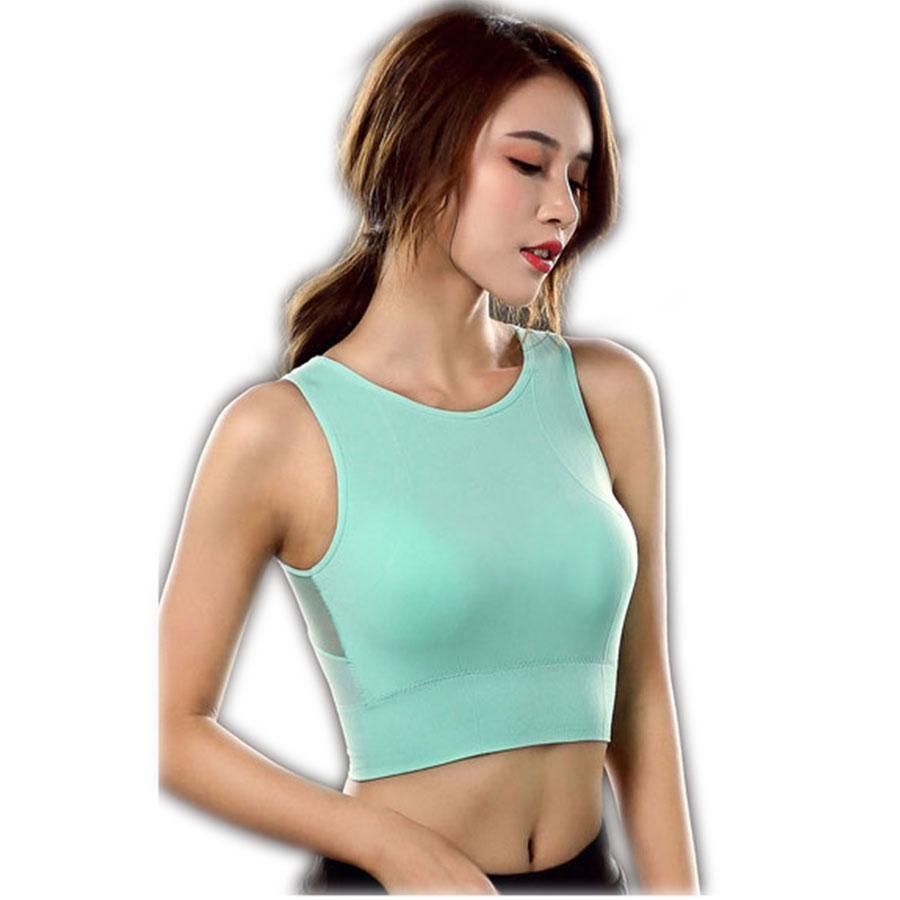 Hình ảnh Áo Tập Thể Thao Yoga - Fitness - Gym - Bra - HPSPORT