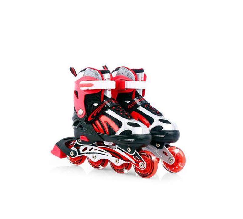 Phân phối Giày trượt Patin LongFeng 4 bánh đèn LED (Size người lớn tùy chỉnh 39-43)