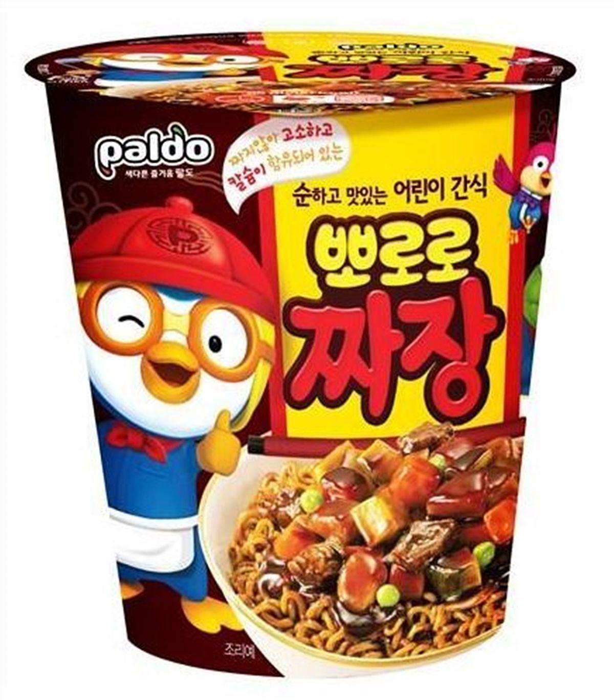 Mì tương đen RoRo PALDO Hàn Quốc