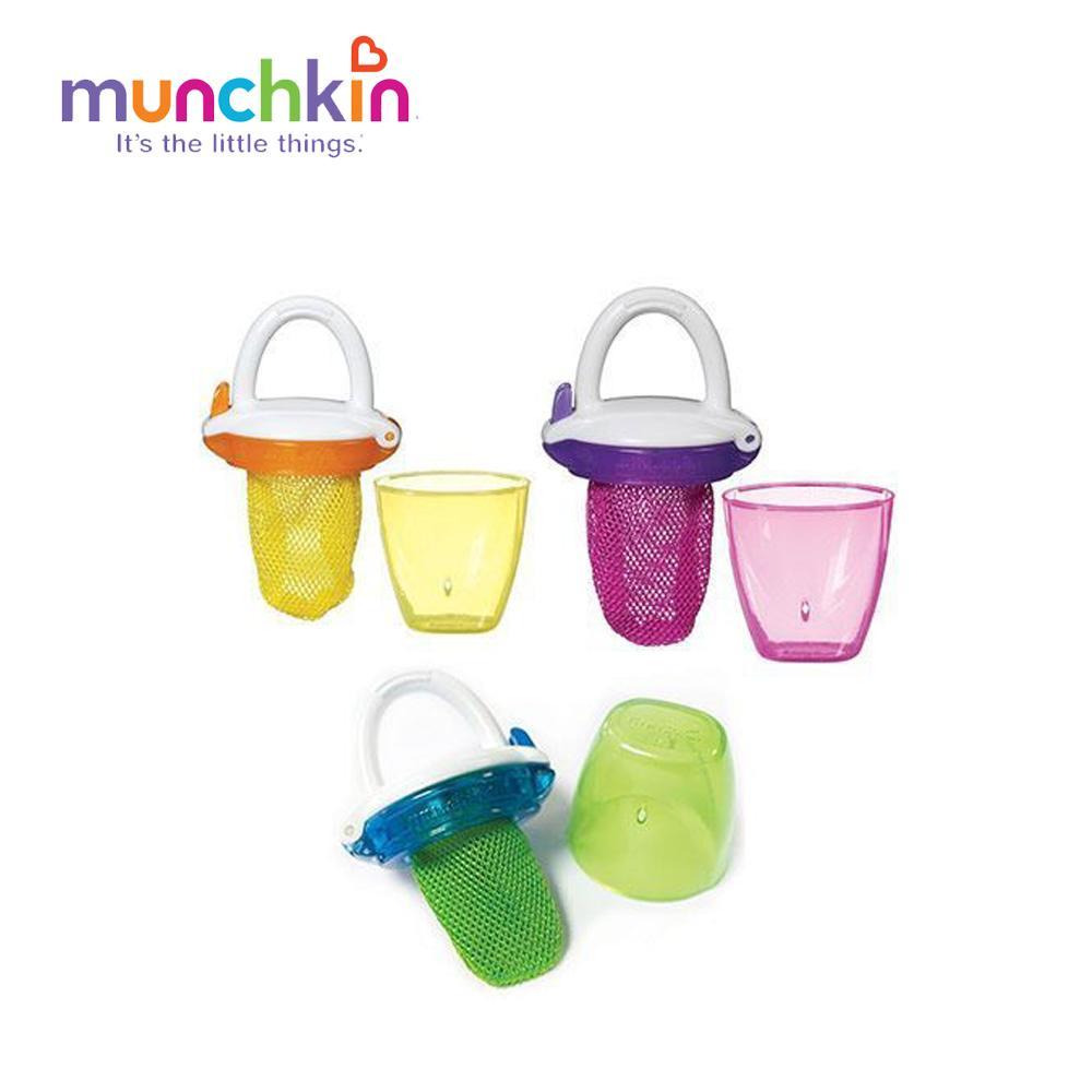 Túi ăn Chống Hóc Munchkin 43101 By Bikids1.