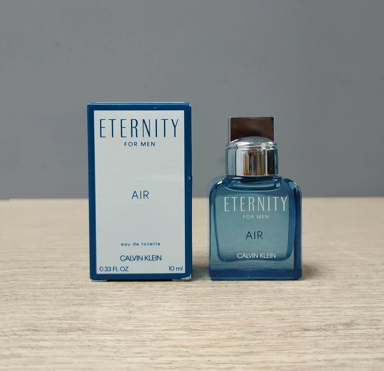 Nước hoa Nam CK Eternity Air For Men EDT 10ml