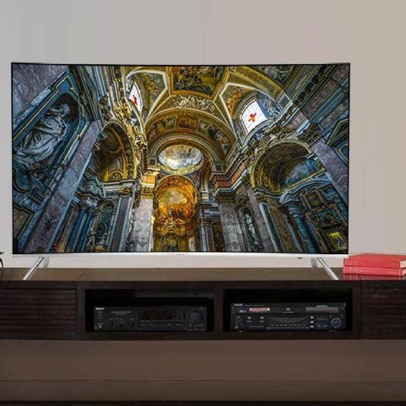 Bảng giá Smart Tivi Samsung 4K 55 inch UA55MU8000