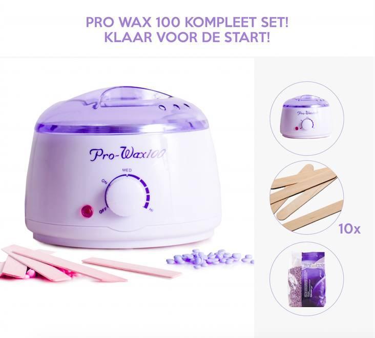 Nồi Nấu Sáp Wax Lông cao cấp Pro Wax 100