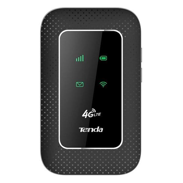 Bảng giá Thiết bị phát sóng Internet 4G Tenda 4G180 (Đen) Phong Vũ
