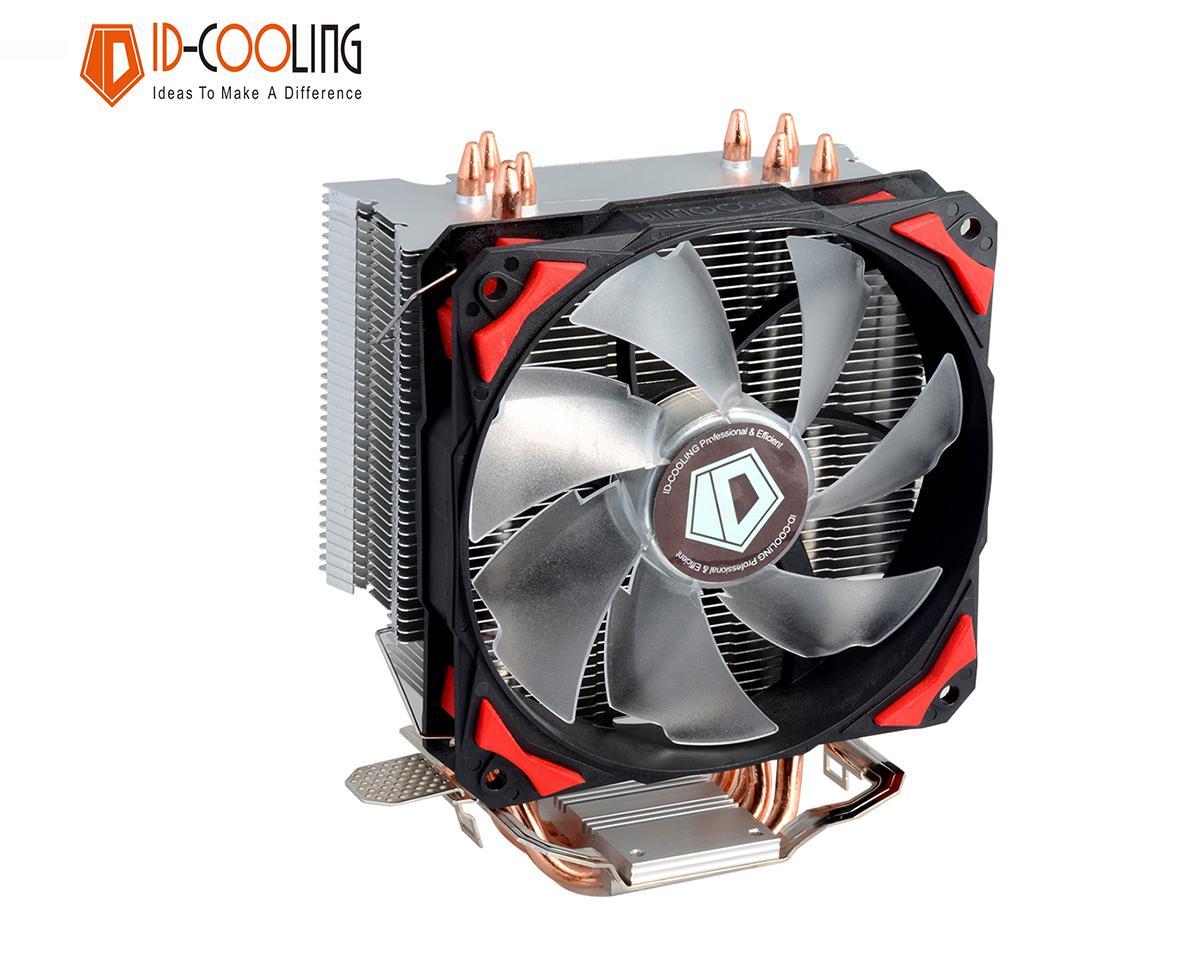Quạt tản nhiệt ID-Cooling SE-214 - 4 ống đồng, giảm nhiệt mạnh mẽ