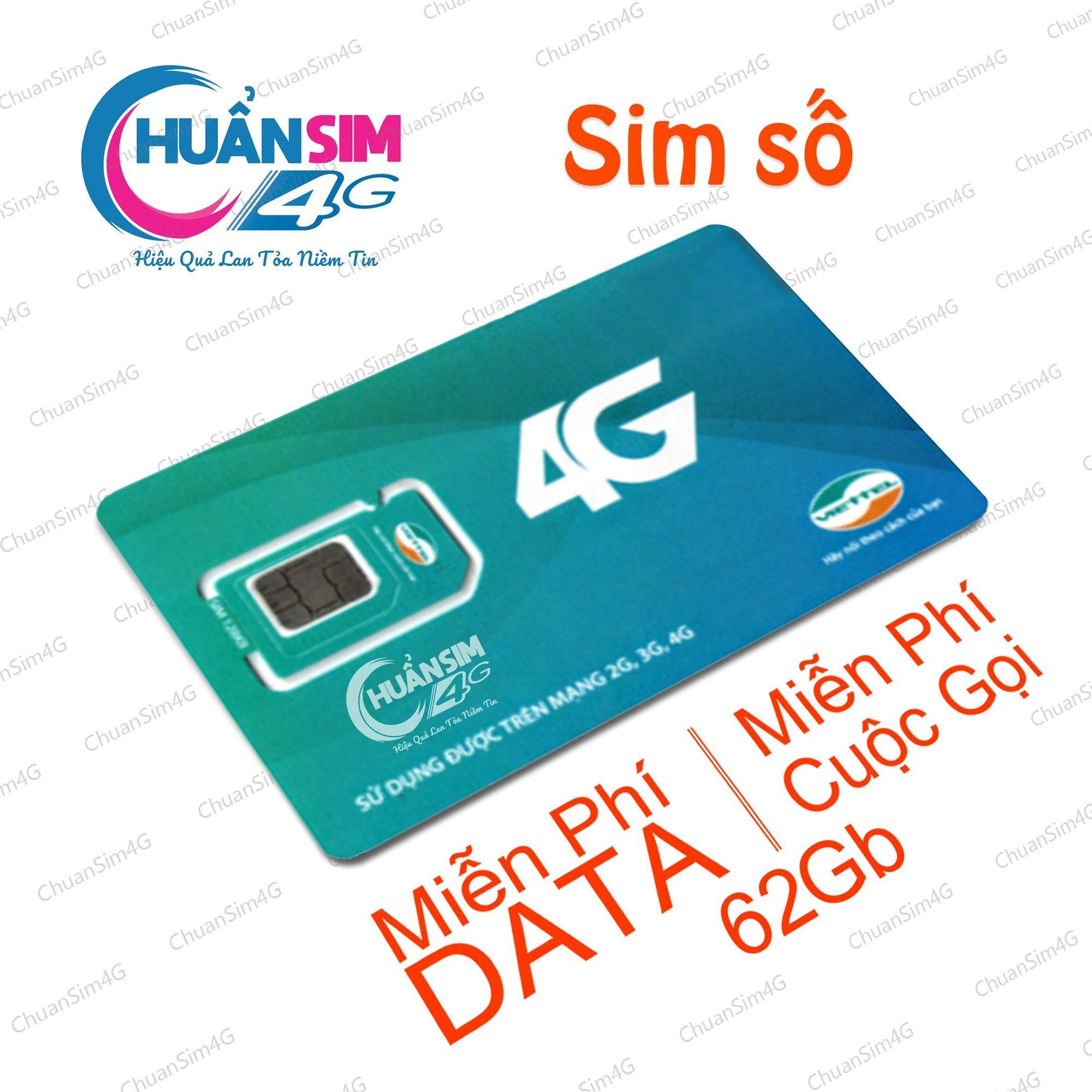Hình ảnh Sim 4G Viettel V90 - Miễn phí 62Gb/Tháng - Miễn phí cuộc gọi