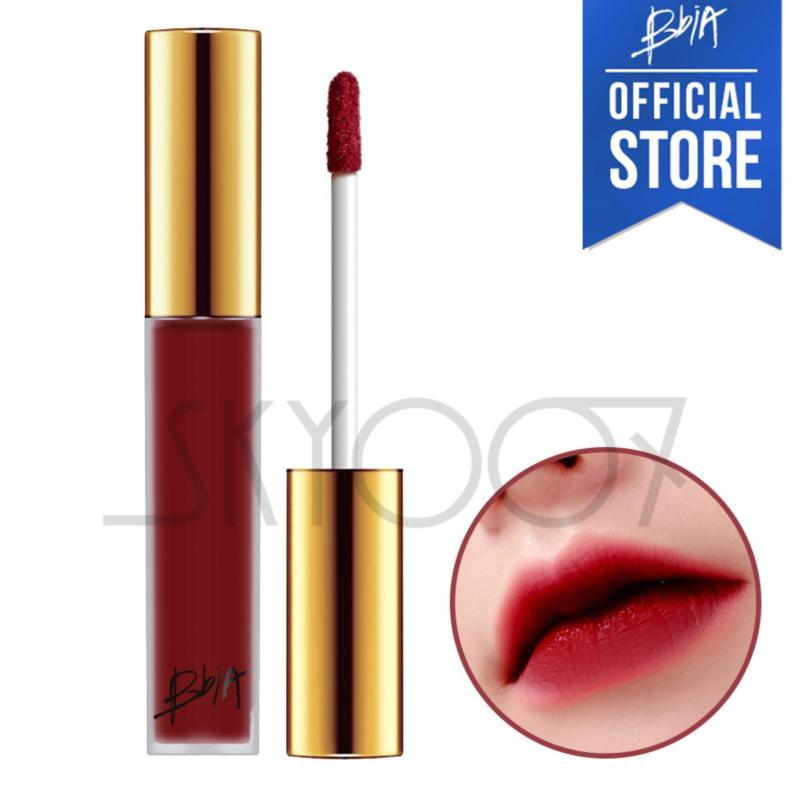 [BF] Son kem lì Bbia Last Velvet Lip Tint Version 3 - 15 Edge Boss (Màu đỏ hồng) cao cấp