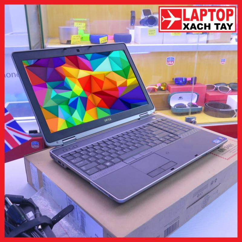 Laptop Dell Latitude E6530 i7 Ram 8GB HDD 320GB - Laptopxachtayshop