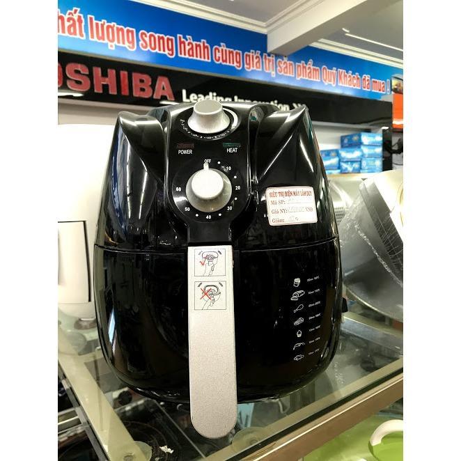 Hình ảnh Nồi chiên không dầu Hichiko 951