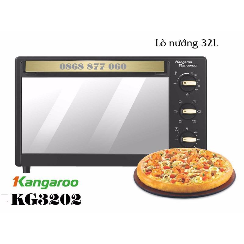 Lò nướng điện 32L KANGAROO KG3202
