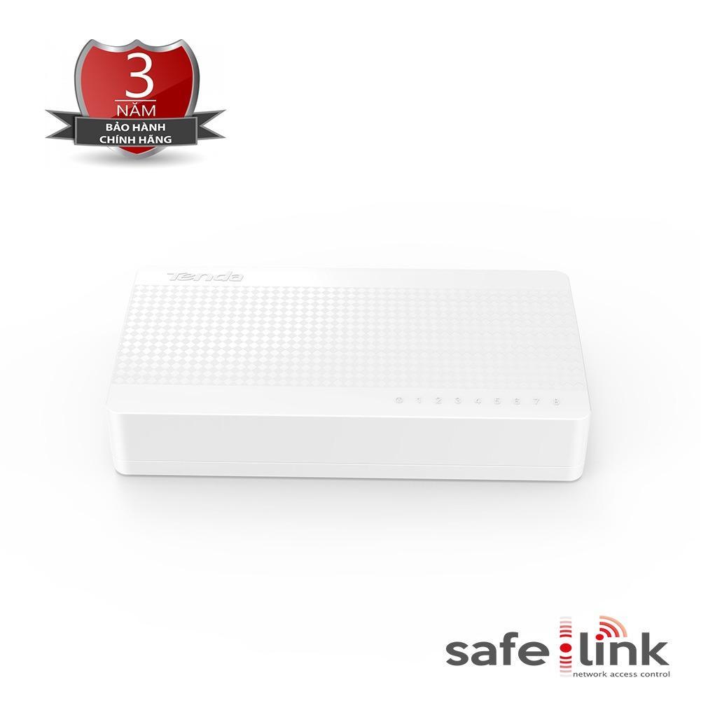 Bán Switch Tenda S105 Desktop 5 Cổng Trắng Có Thương Hiệu Rẻ