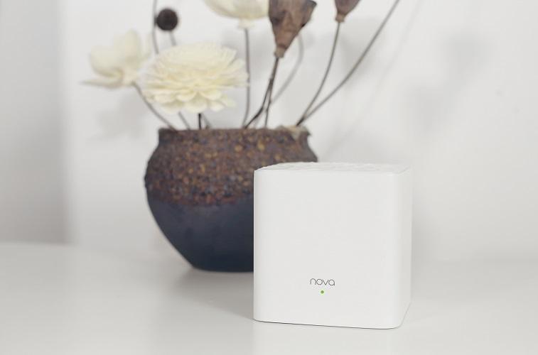 Router Tenda NOVA MW3 (1 Pack), Giá tháng 6/2020