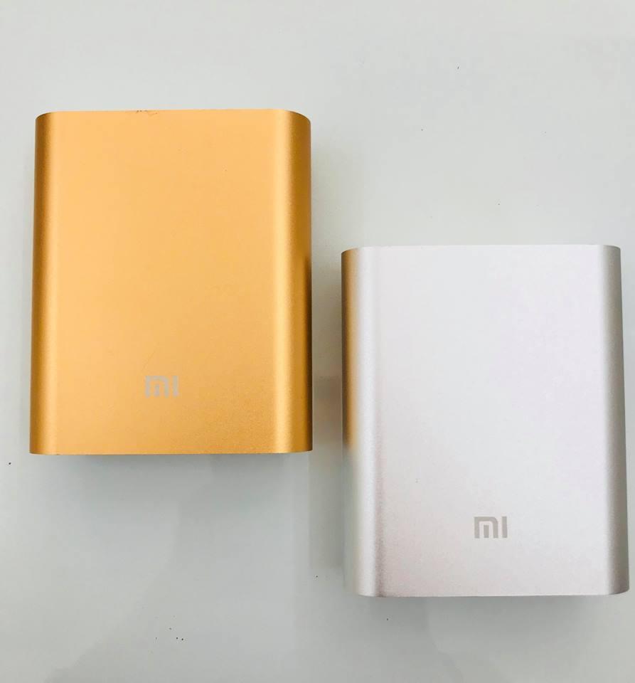 Hình ảnh Pin sạc dự phòng Xiaomi dung lượng 10400 mah
