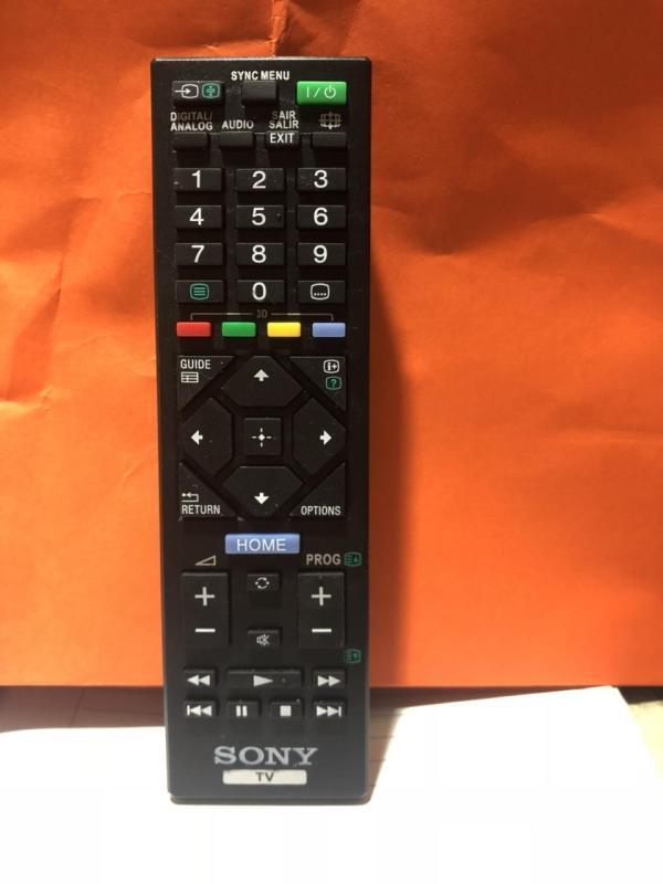 Bảng giá điều khiển sony smart tivi