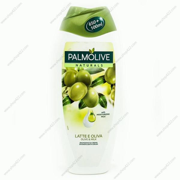 Sữa tắm Palmolive Latte E Oliva 750ml