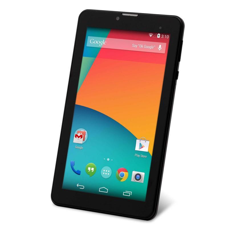cutePad Tab 4 M7078 7 / 8GB / Wifi Nghe gọi + 3G+ Bao da nâu