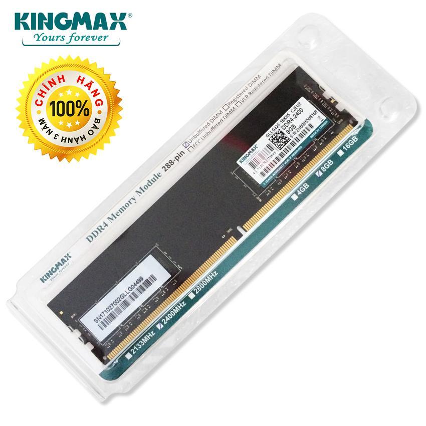 Ram chính hiệu Kingmax 8GB DDR4 bus 2400