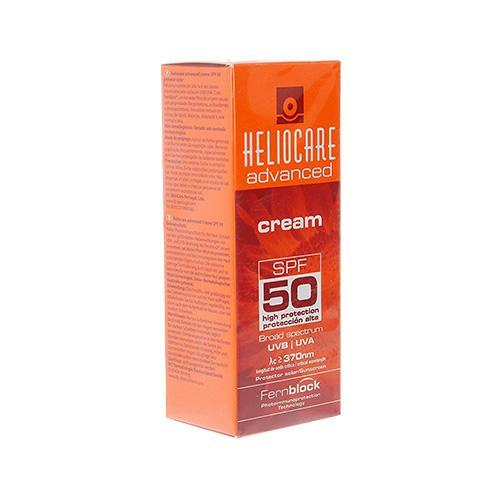 Kem Chống Nắng, Làm Dịu Da Heliocare Advanced Cream SPF 50