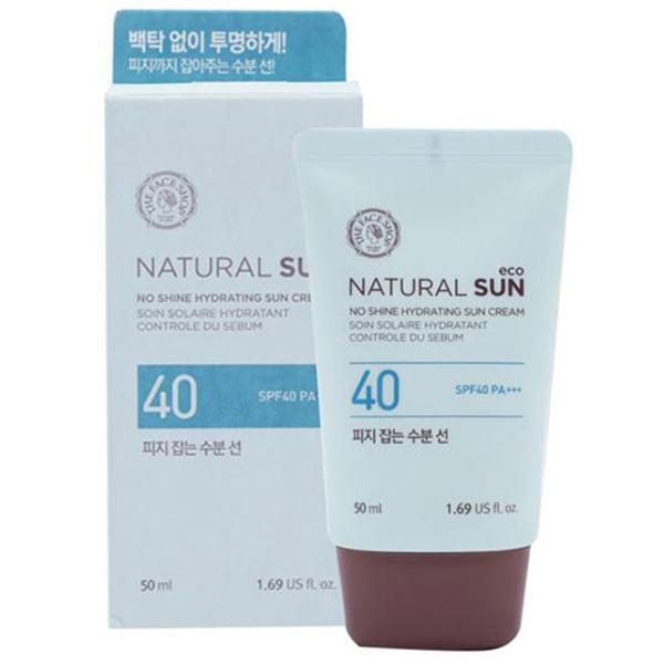 Chống nắng trắng da Natural Shine Hydrating Sun Cream Hàn Quốc 50ml