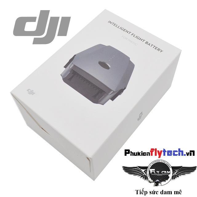 Hình ảnh Pin Mavic pro chuẩn DJI - Hàng nhập khẩu - Bảo hành 6 tháng - phụ kiện dji Mavic pro