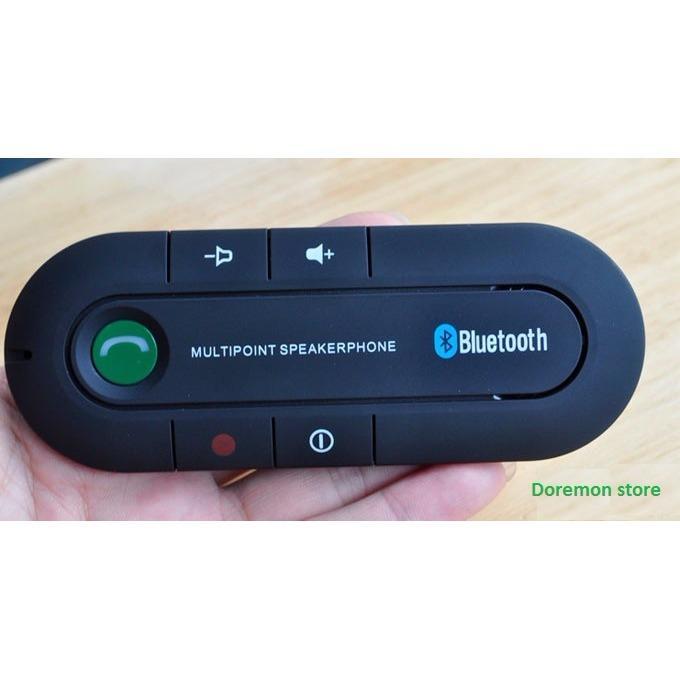 Hình ảnh Loa bluetooth nghe gọi điện thoại rảnh tay trên xe hơi - giúp bạn lái xe an toàn