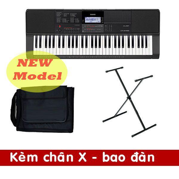 Đàn Organ Casio CT-X700 Kèm Bao đàn + Chân X ( CTX700) - HappyLive Shop Đang Giảm Giá