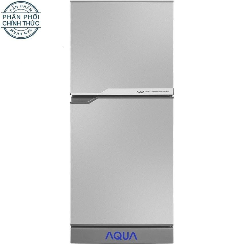 Giá Bán Tủ Lạnh Aqua Aqr 145Bn Ss 143 Lit Bạc Tốt Nhất