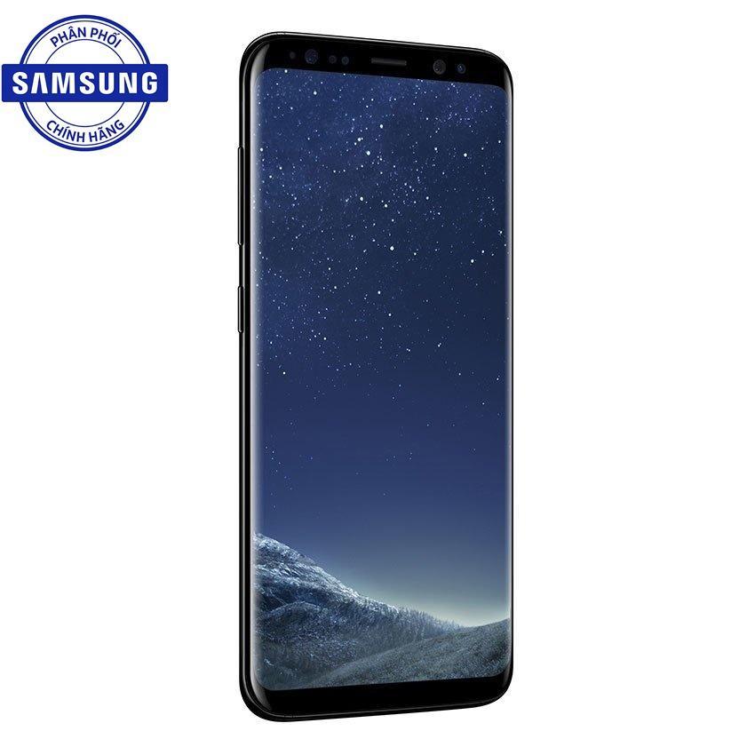 Mua Samsung Galaxy S8 Plus Đen Hang Phan Phối Chinh Thức Samsung Nguyên