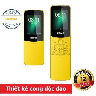 Điện thoại di động ZONO N8110 (2.4 inch) 2 Sim - Vàng thumbnail