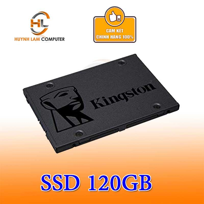 Hình ảnh SSD 120GB Kingston A400 2.5