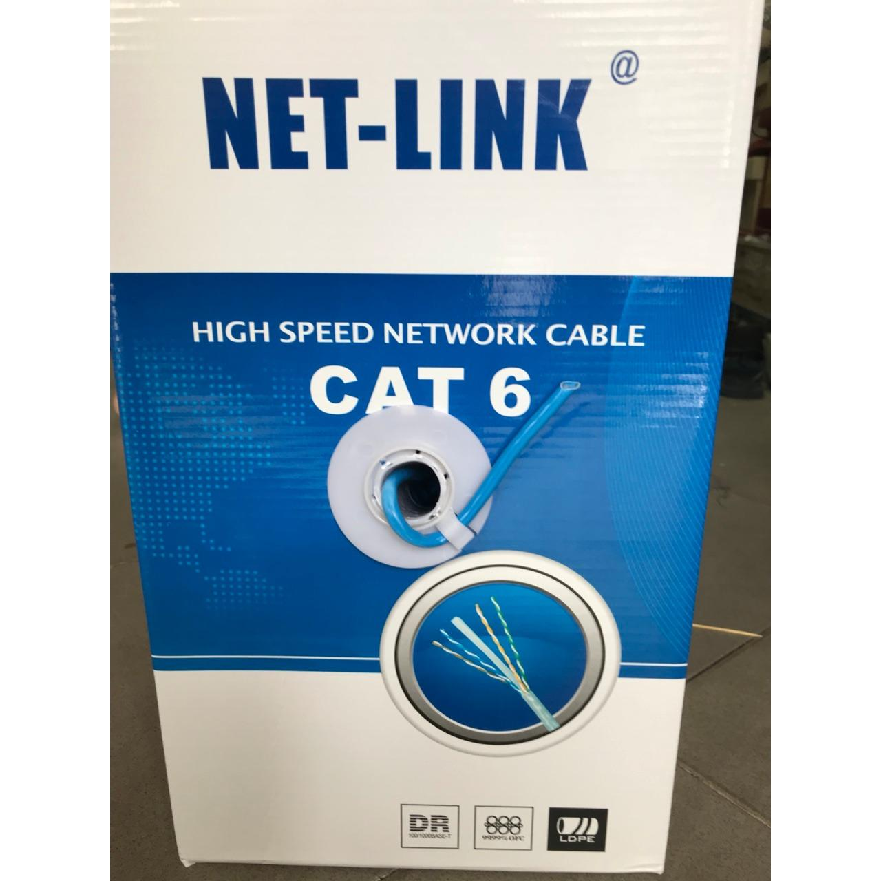 Mã Khuyến Mại Day Cap Mạng Net Link Cat6 1 Thung 305 Met Oem Mới Nhất