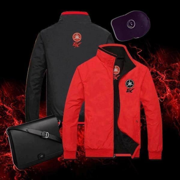Áo khoác EX 2 lớp mặc 2 màu chống thấm giữ nhiệt
