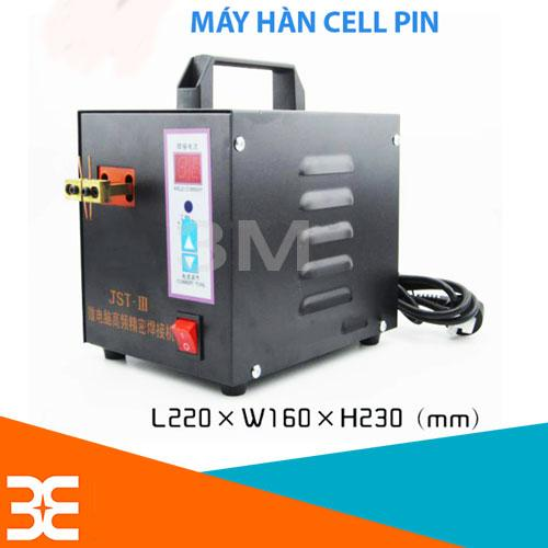 Máy Hàn Cell Pin 18650 JST III