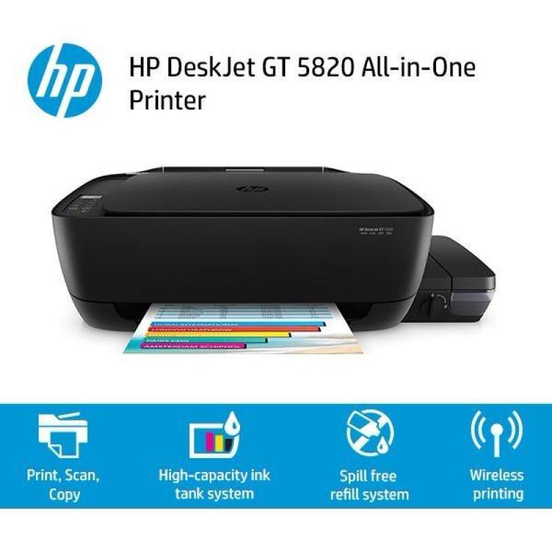 Máy in phun màu HP DeskJet GT 5820 All In One Printer M2Q28A (Print, copy, scan, WIFI)