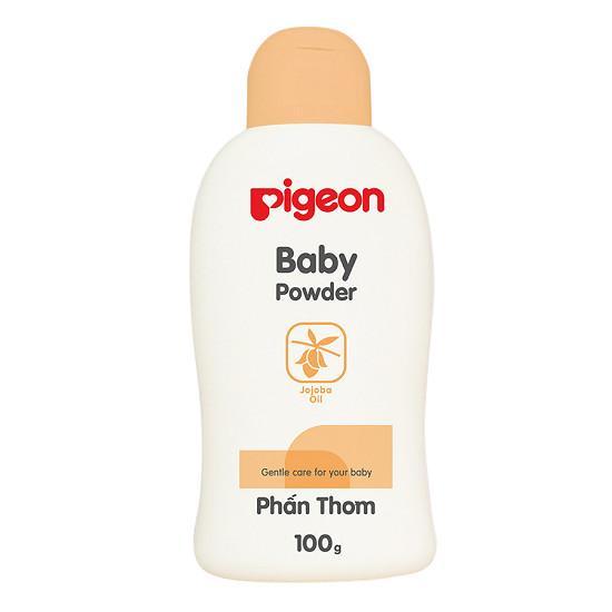 Phấn thơm cho bé Pigeon 100gr