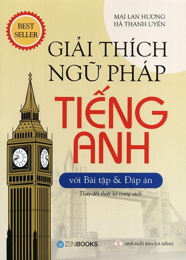 Giải Thích Ngữ Pháp Tiếng Anh - Mai Lan Hương Đang Giảm Giá