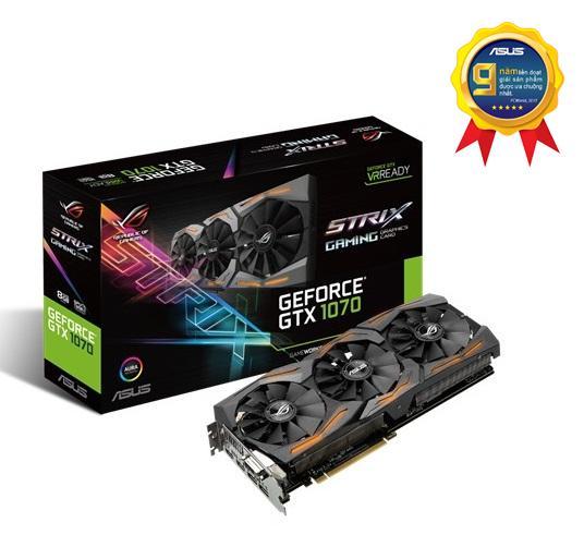 VGA ASUS ROG STRIX GTX1070-8G-GAMING