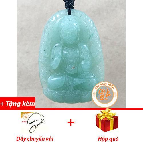 Mặt Dây Chuyền Phật Bản Mệnh Phật A Di Đà Ngọc Đông Linh
