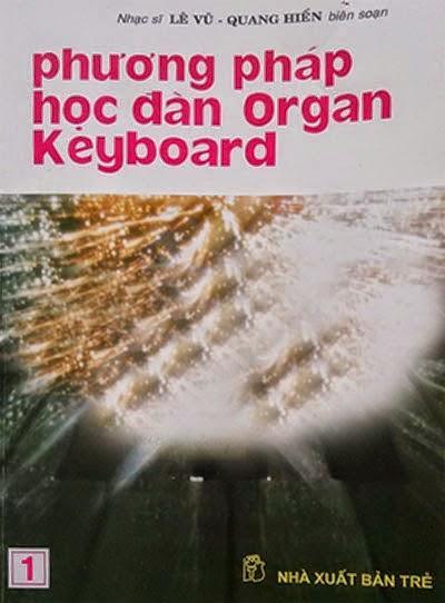 Mua Phương Pháp Học Đàn Organ Keyboard (Tập 1, Tập 2) - Lê Vũ